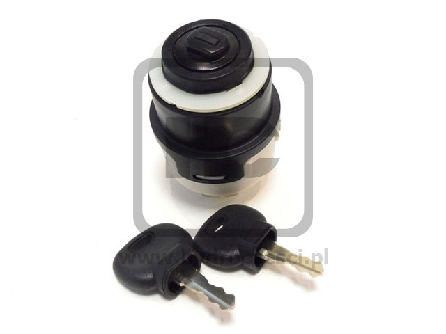 JCB IGNITION SWITCH + 2X KEY OEM