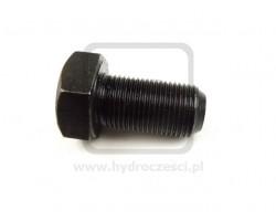Śruba regulacyjna ślizgu ramienia - JCB 3CX 4CX - 20x45
