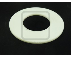 JCB Spacer Cream, 50.75mm Bore x 4.0mm Thick
