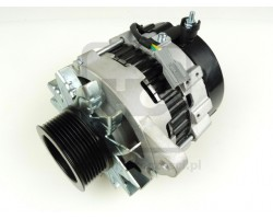 JCB Alternator assembly