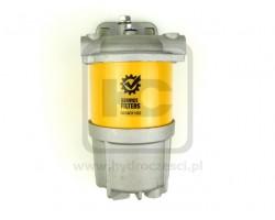 JCB Filter assembly fuel - Single SERVICE FILTERS