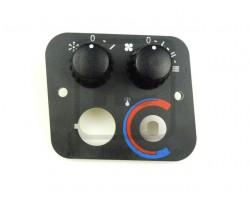JCB Kit control panel