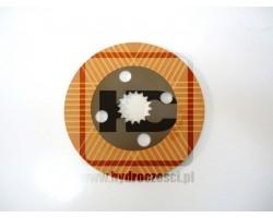 JCB Plate brake friction