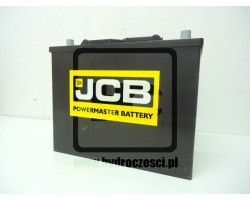 JCB Battery dry charge 130Ah