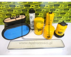 JCB EkoMax TIER 4 - Filters Set - 500 MTH - Genuine