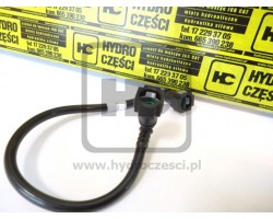 JCB Pipe fuel lift pump to fuel filter