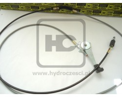 JCB Cable throttle control assembly