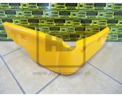 JCB Cover yellow lefthand pipe 3CX cab