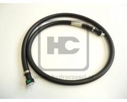 JCB Hose diesel fuel L-1500mm