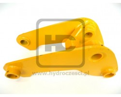 """JCB Lever tipping, 14'0"""" 4 holes per side"""