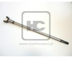 JCB Shaft axle side 926.0mm long