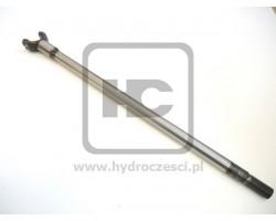 JCB Shaft axle side 960.5mm long