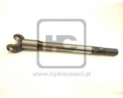 JCB Shaft Axle Side 511.5mm Long
