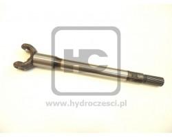 JCB Shaft axle side 476.0mm long