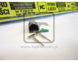 JCB JCB Harness link - Male 2 Pins