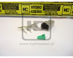 JCB JCB Harness link - Male 4 Pins
