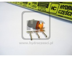 JCB JCB Harness link - Female 3 Pins