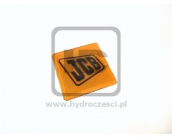 JCB Decal JCB 100mm x 100mm