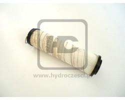 JCB Element hydraulic filter 12 micron,229mm long - (O60 x L212)