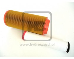 JCB Perkins - Air Filters Set - Main and Safety
