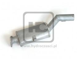 JCB Silencer turbo exhaust