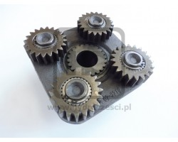 JCB Gear reduction assembly