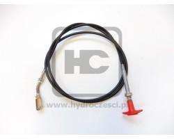 JCB Cable bonnet release