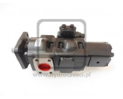 JCB Pump Main Hydrailic 3 Stage