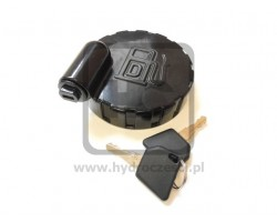 JCB Cap filler, lockable