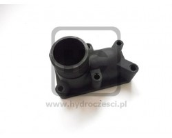 JCB Connector water outlet