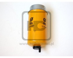 JCB Element fuel sediment filter cartridge,5 micron SERVICE FILTERS