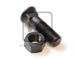 JCB Teeth Bolt With Nut 3/4 x  2.5''  826/00303 + 1340/0701