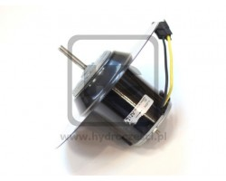 JCB Motor heater blower and mounting