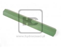 JCB Pad wear strip bottom, green