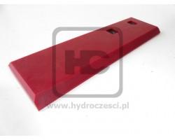 JCB Pad Wear, RH 320 X 85 X 14