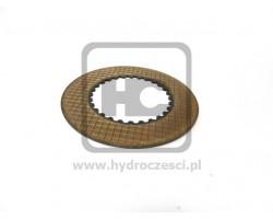 JCB Plate friction