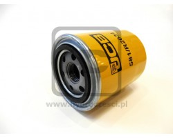 JCB Element transmission filter 117mm long