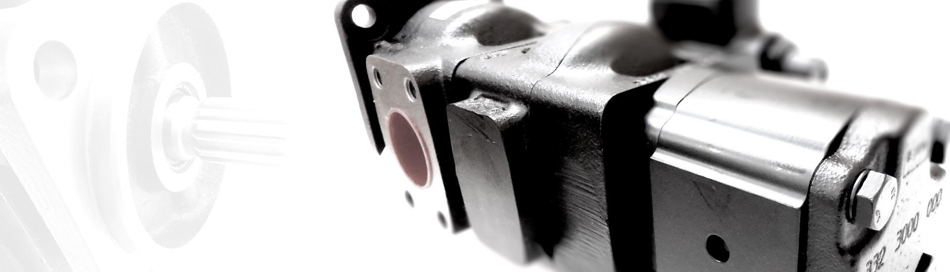 Hydraulic Pumps for JCB