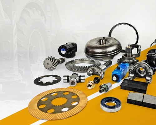 Suspension Parts and Gearbox